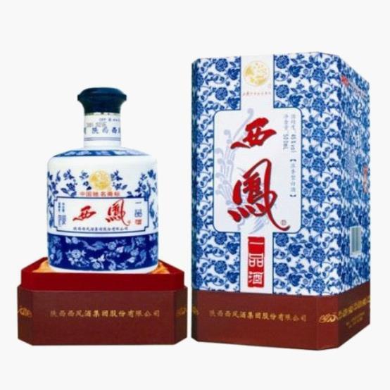【陕西特产】西凤酒 一品西凤 500ml/瓶