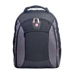 瑞士瑞动 (SWISSMOBILITY) 多功能双肩背包MT-5319-13T00 黑色