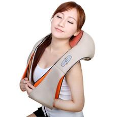 创悦家车两用颈肩按摩器 CY-8602 颈部 肩部 腰部按摩披肩