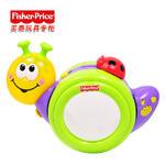 费雪 音乐爬行小蜗牛 婴幼儿童玩具 宝宝学爬玩具 费雪玩具R8639