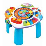 英纷学习桌早教益智玩具宝宝双语1-3岁婴儿童男女孩多功能音乐游戏