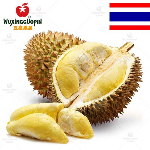 【五星果品】泰国水果基地  干尧榴莲  5斤左右