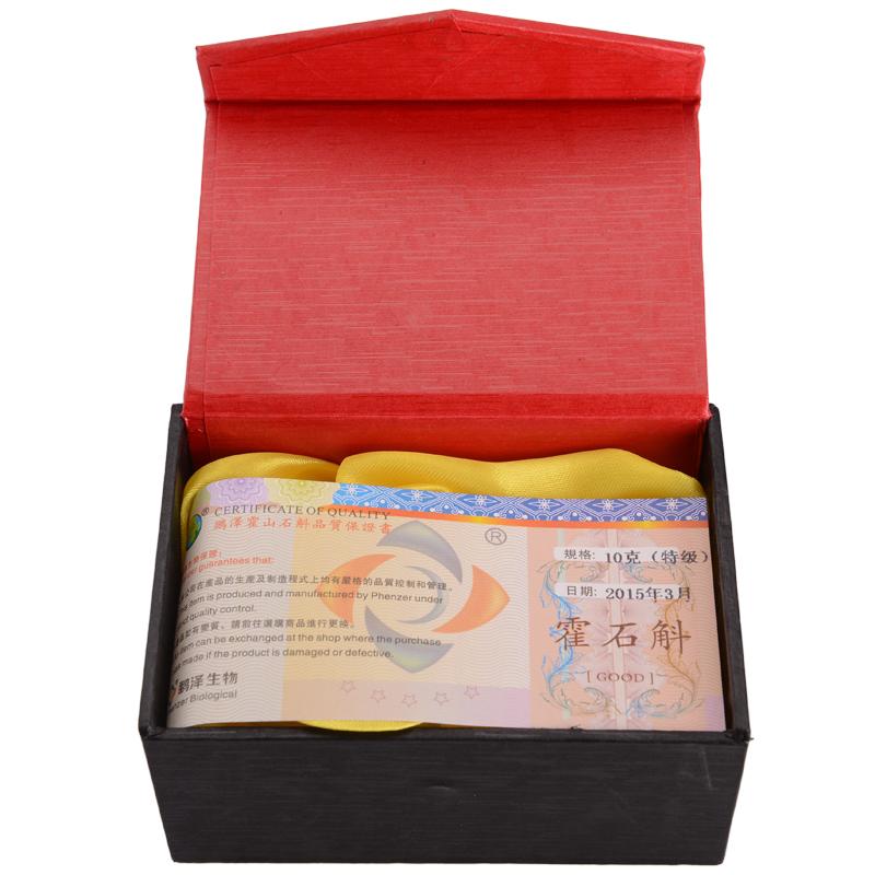 【鹏泽】霍山铁皮石斛枫斗 正宗鲜条加工 中药养生保健 礼盒装