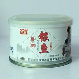 徽巢   罐头 酱类 调味酱  银鱼香菇酱灌装  150g
