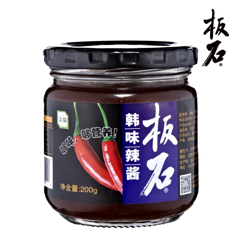 板石 韩味辣酱朝鲜族辣酱石锅拌饭拌面酸辣汤酱