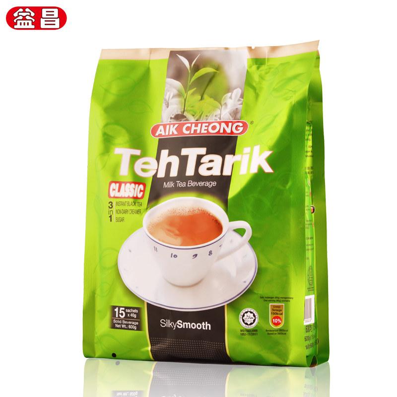 马来西亚益昌老街进口原味香滑奶茶拉茶coco配方15袋