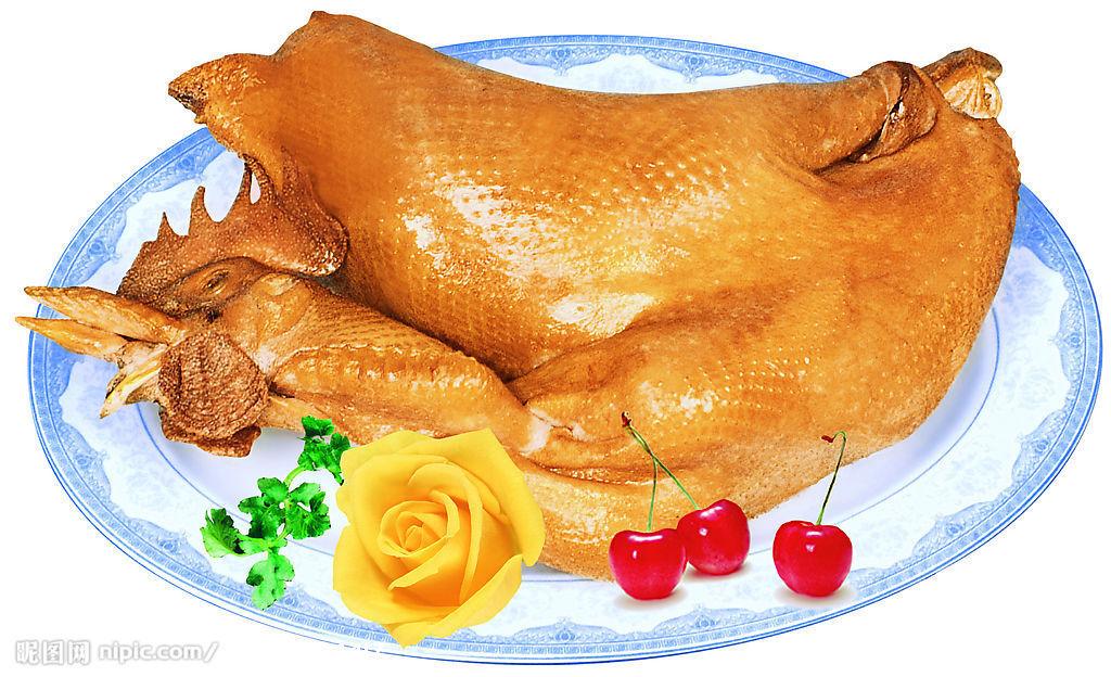 【邮乐河南】道口烧鸡 300g 包邮试吃
