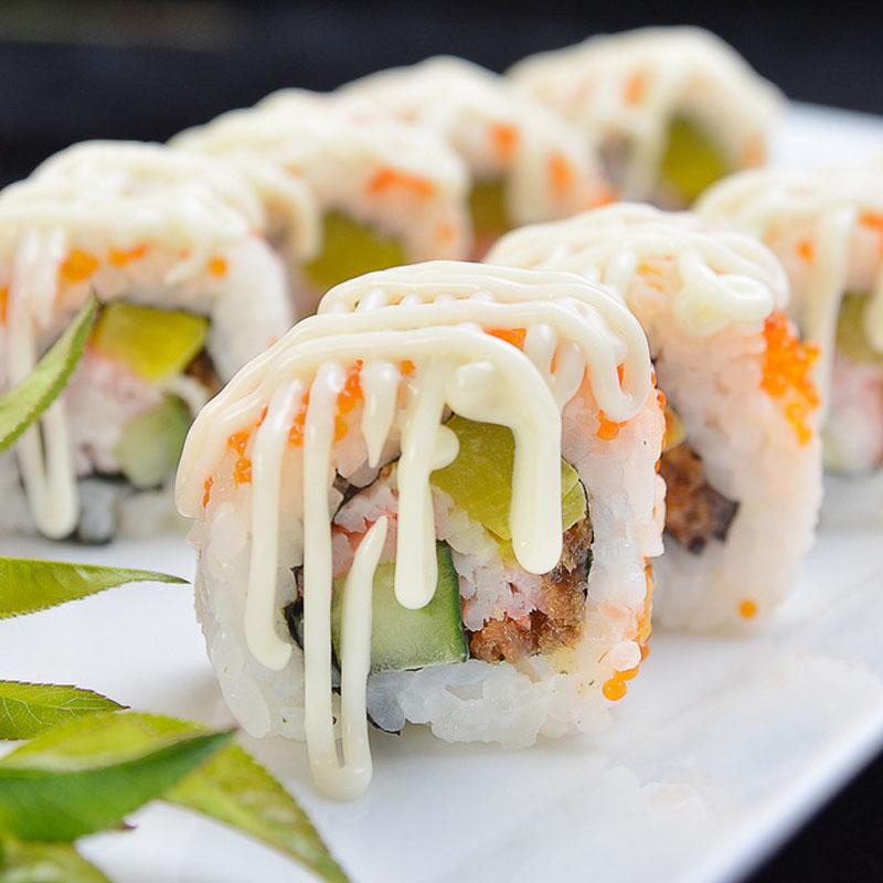 优基 优基寿司海苔10枚料理专用AAA级紫菜 儿童休闲食品