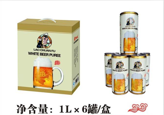 老船夫啤酒(1L*6)