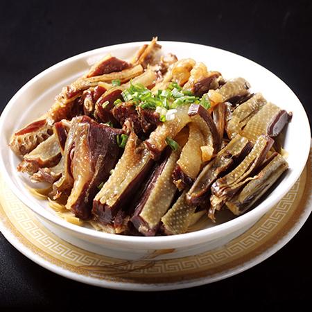 三瓜公社 汤汁腊鸭1只农家 特产自制腊味腊肉腌制咸鸭真空包装